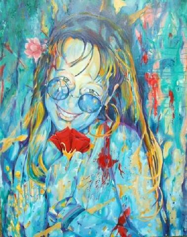 Barbara turquoise