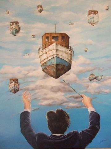 Boat symphony