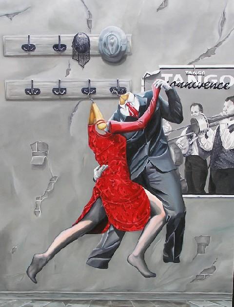 Tango's connivence