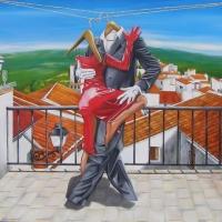Tango-On-Balcony