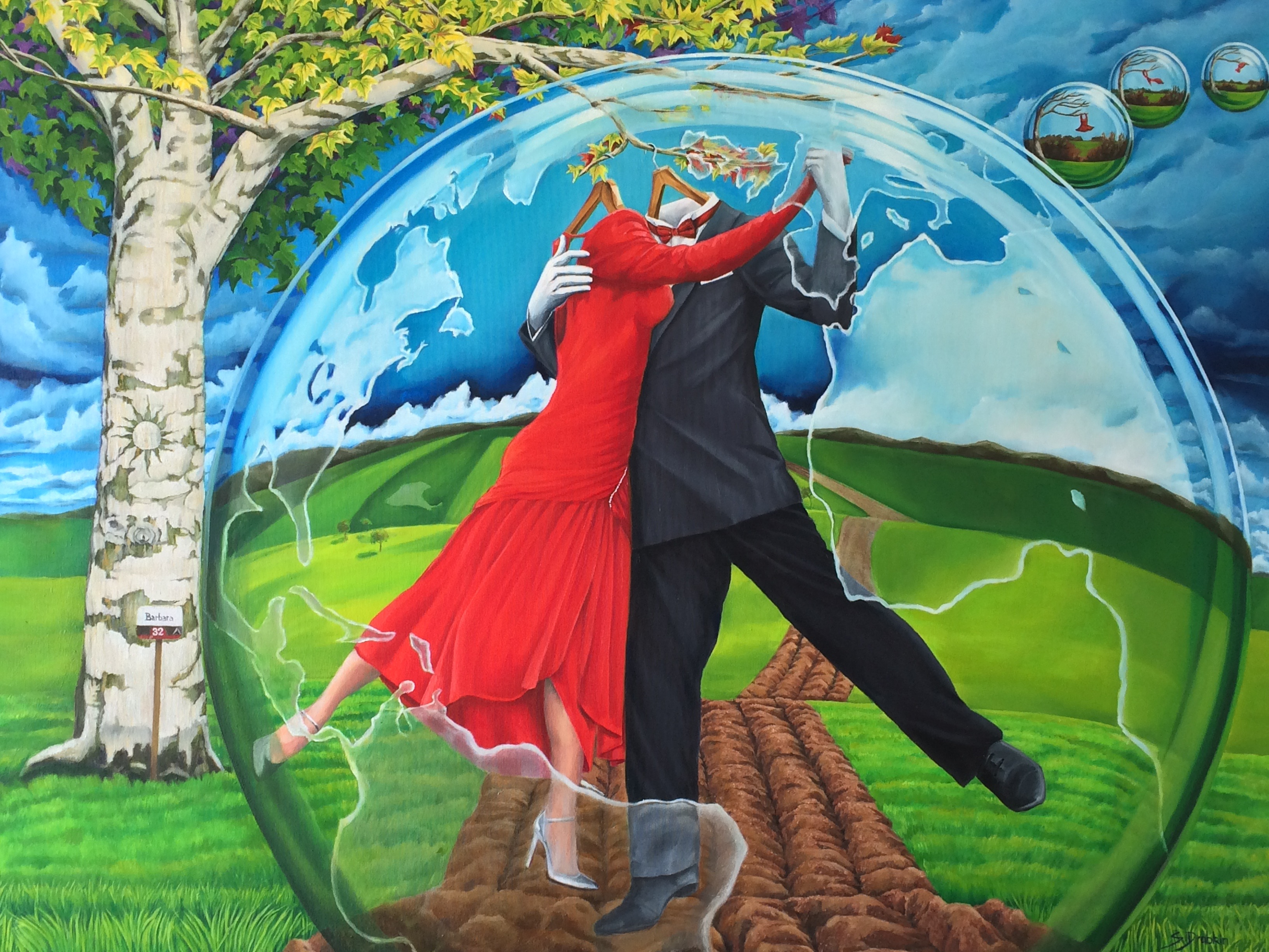 Tango Earth